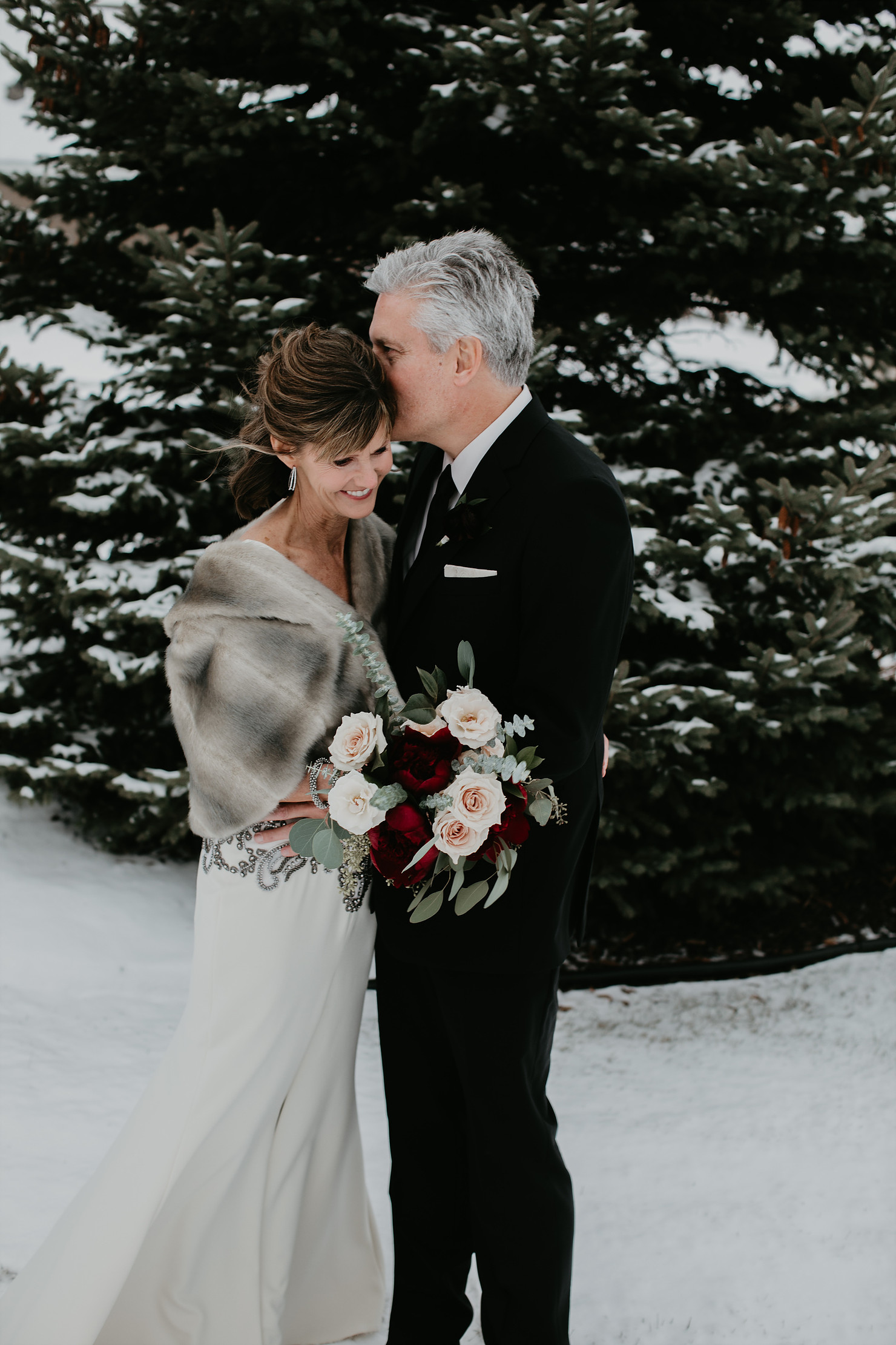 Teresa & Jim Married 12/01/18 at The Four Seasons of Rush Creek | Photography by    Sophisticated Grace
