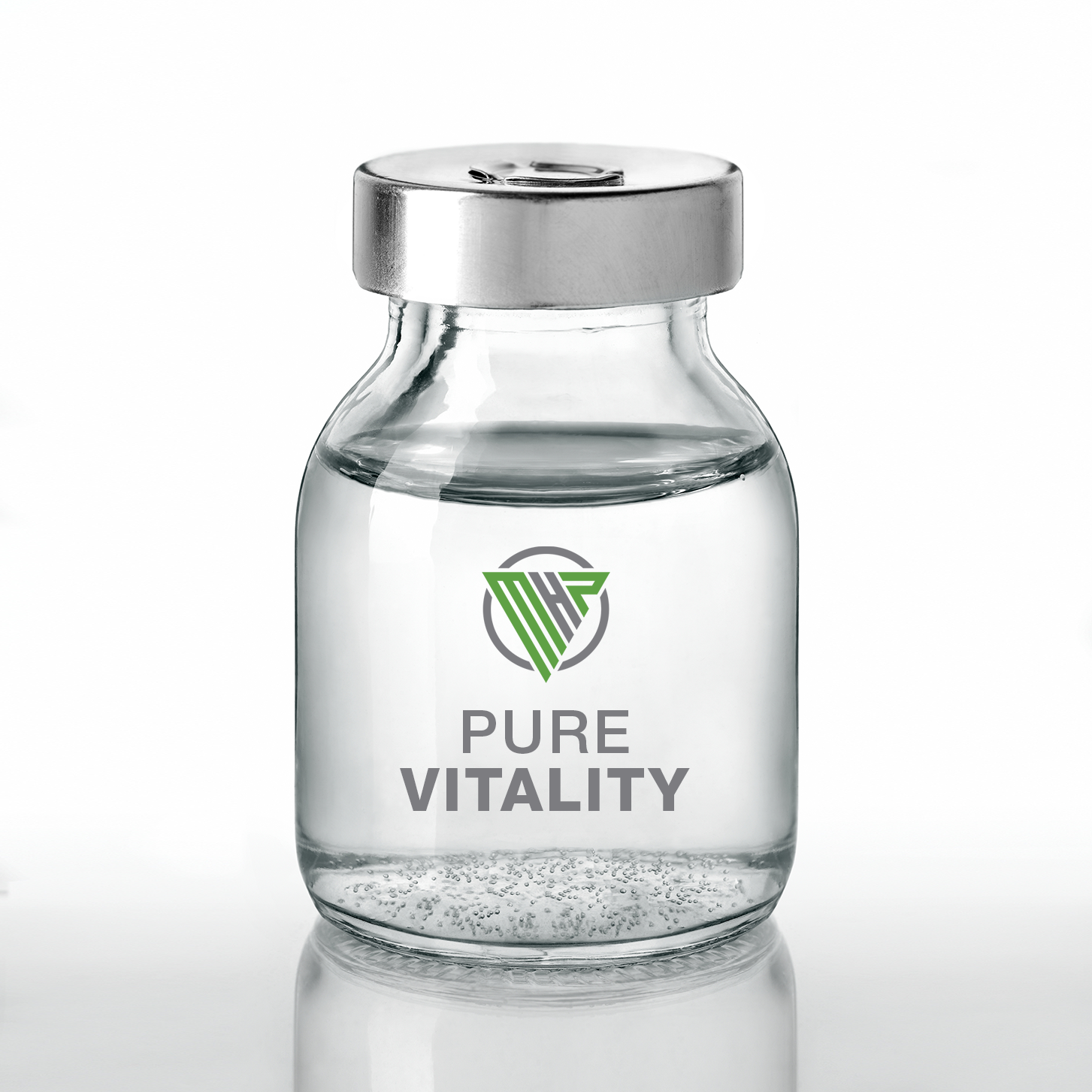 PURE VITALITY - A powerful antioxidant that helps maintain good overall health and slows down the aging process.