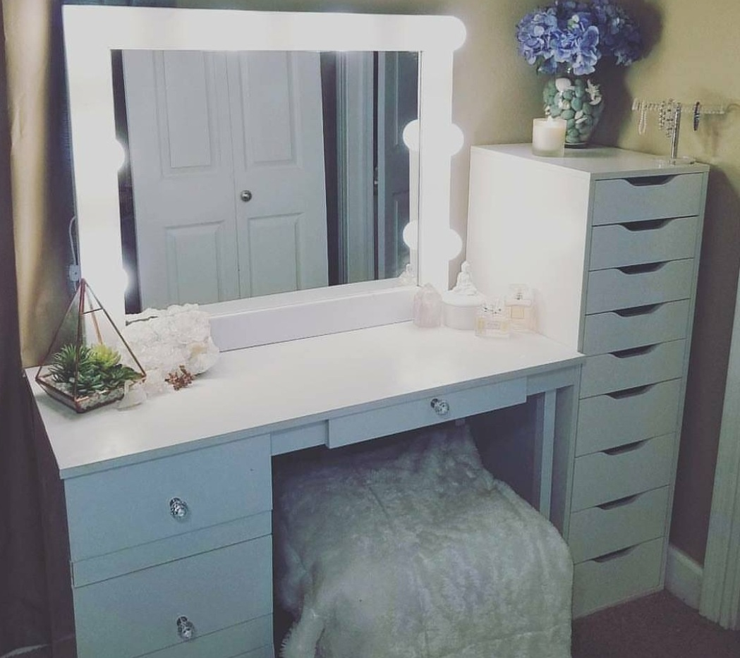 Dresser Mirror Vanity