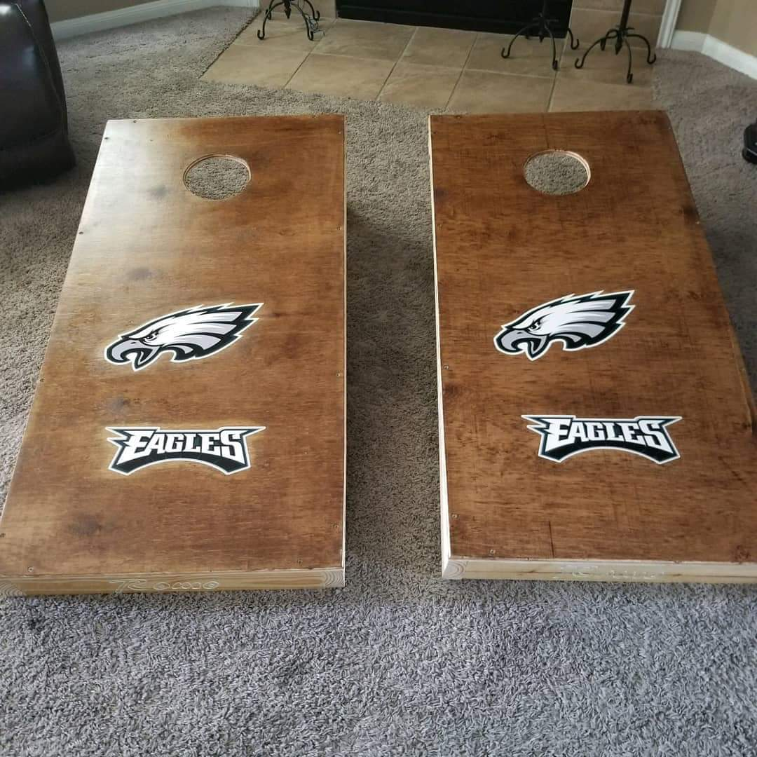 Custom Corn hole boards
