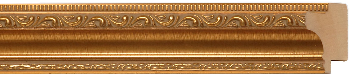 "51-202         -              2"" Gold Ornate"
