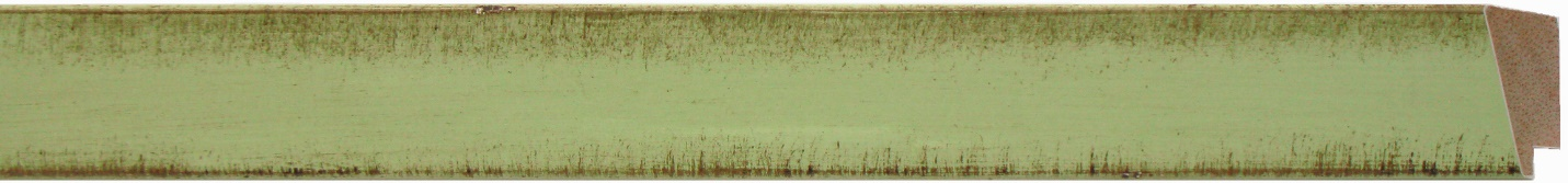 "805-195   -  1 3/8"" Sage Green Distress Slant"