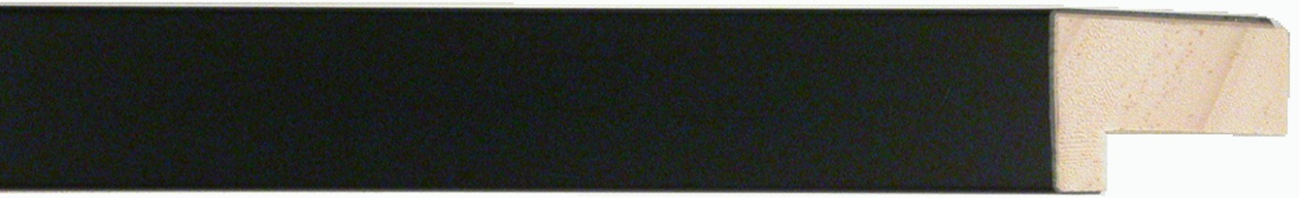 "480-15  -      ¾"" X 1.25 Black Cap, Canvas Depth"