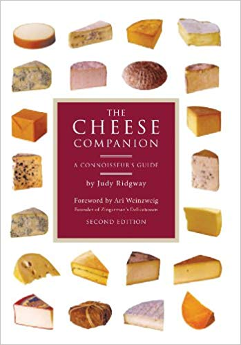 The Cheese Companion: A Connoisseur's Guide - Ridgway