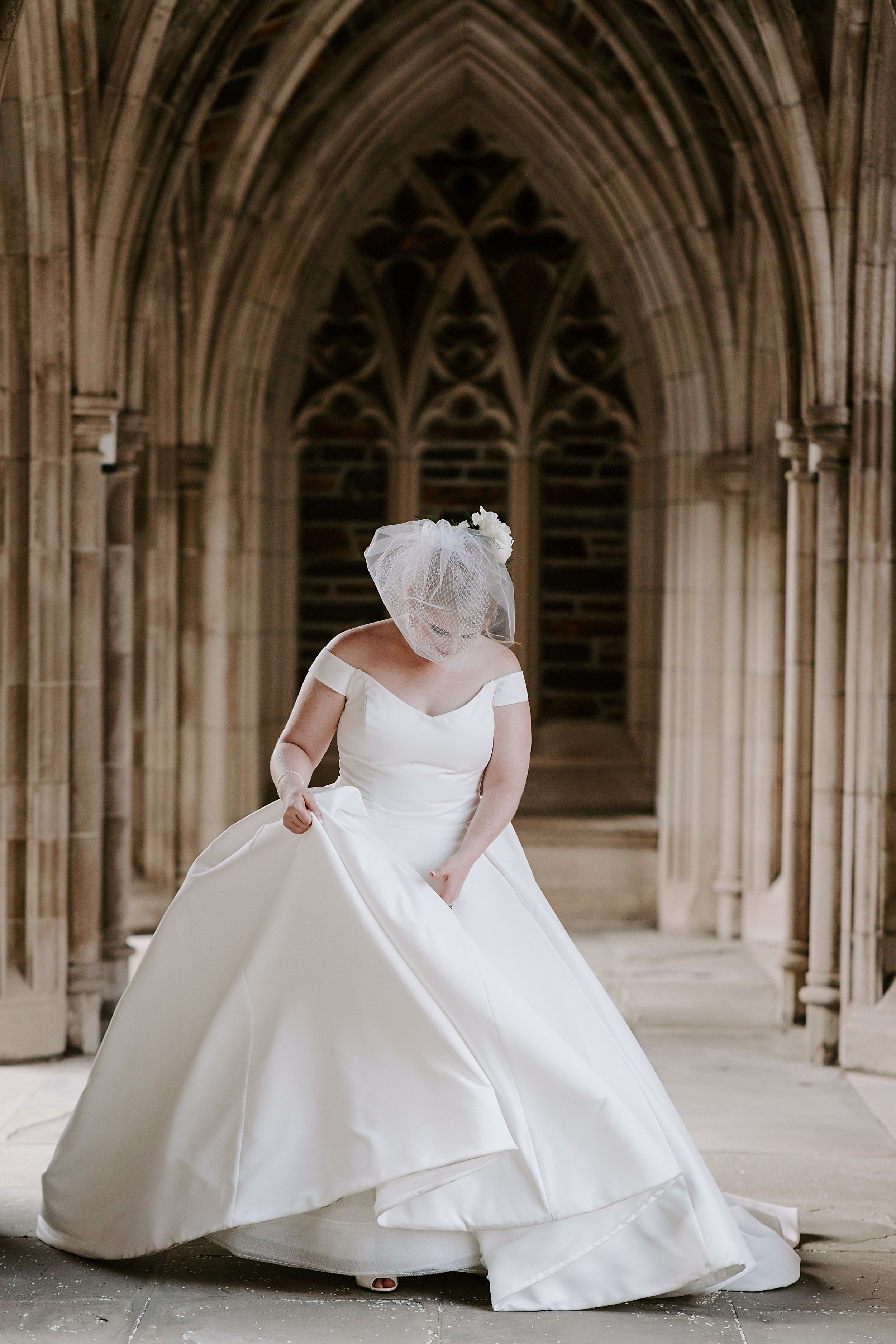 Duke University Chapel Durham Wedding