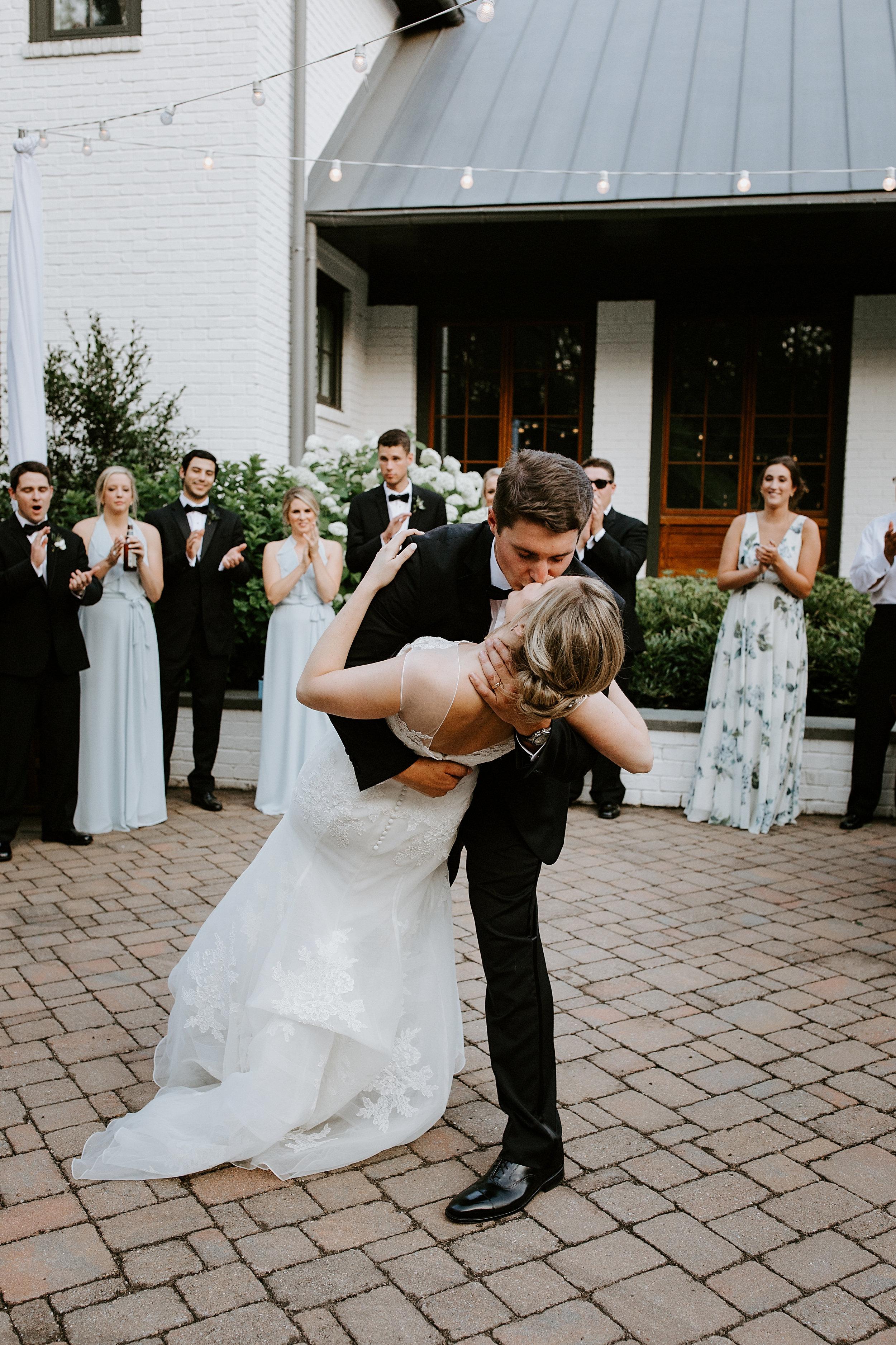 Wake Forest University Greensboro, NC Wedding