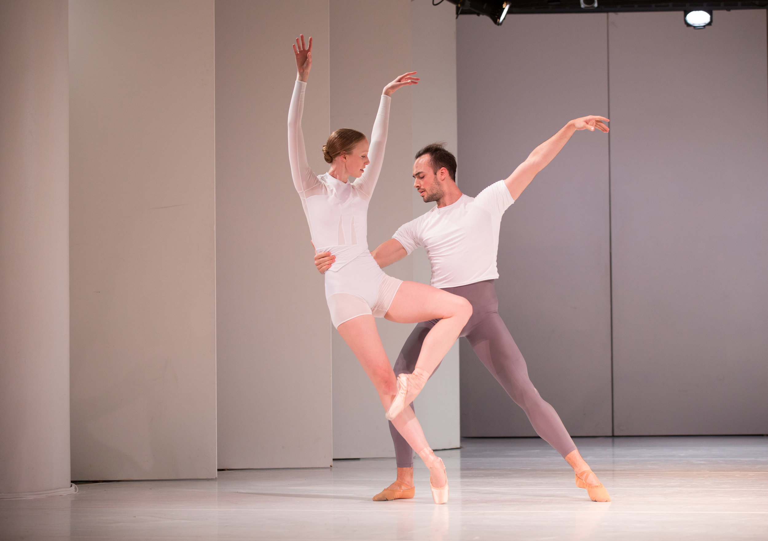 2-Tyler Angle & Teresa Reichlin in %22Partita No.2 in C Minor%22 with designs by Yigal Azrouël:Choreography by Emery LeCrone:Image by Rosalie O'Connor.jpg