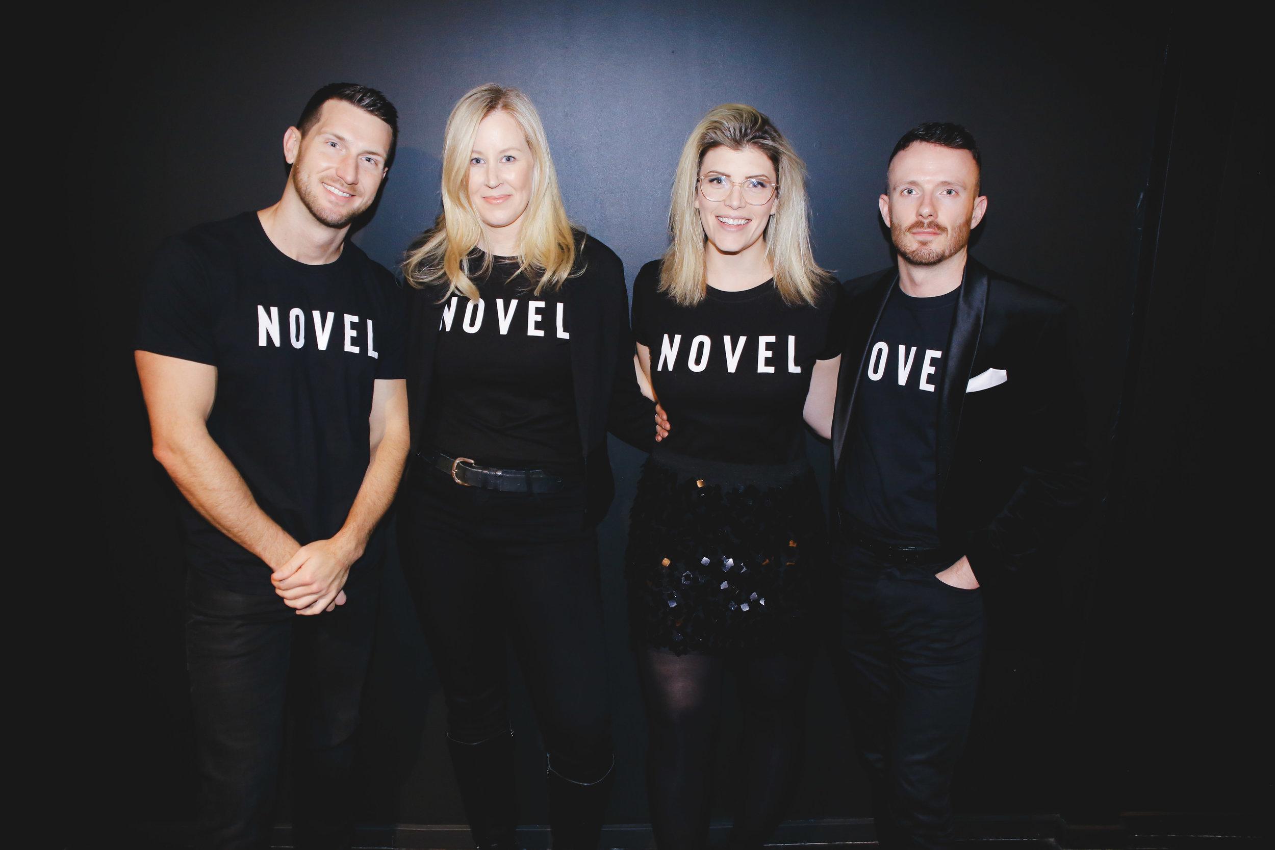 Novel Evenings Team