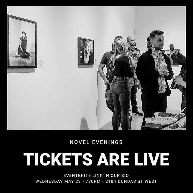 ✖️JOIN US ✖️ . Tickets are now live! Find our Eventbrite link in our bio. We look forward to hosting you at this incredible event! May 29, 730pm . @kobobooks @tedbelton @levenswatergin @fevertreemixers @novelevenings . #thekobolife #portraitofareader #thenaturallyboldspirit  #novelevenings