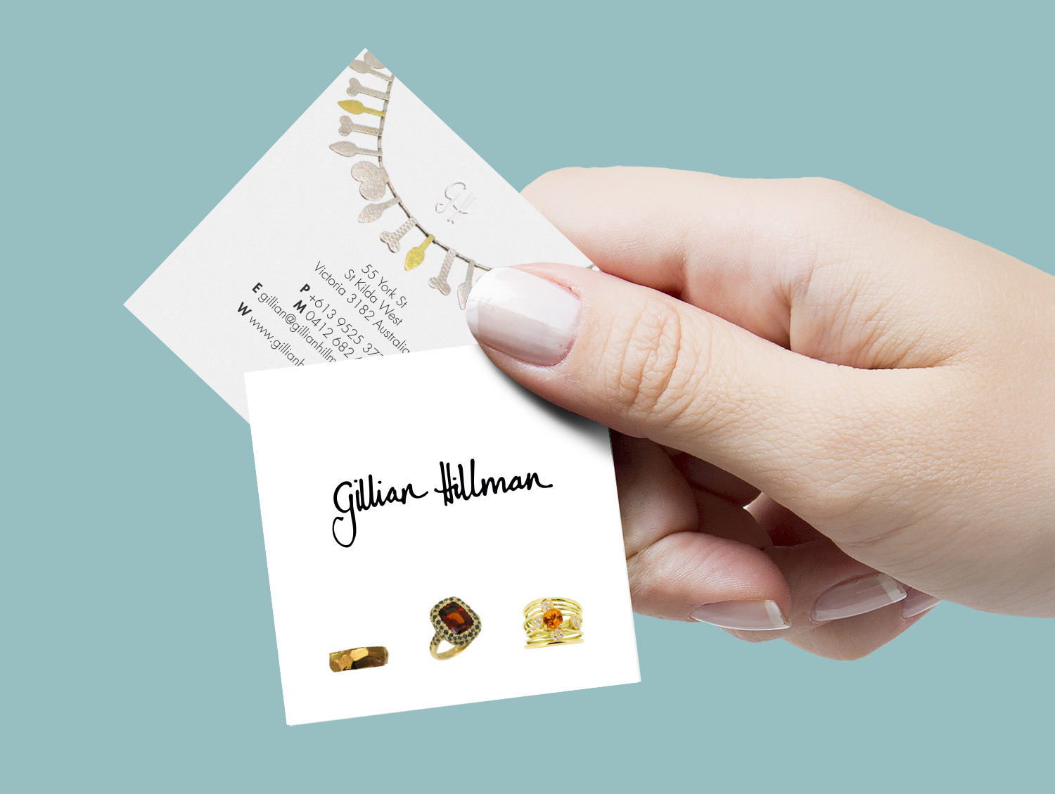 Gillian Hillman Jewellery