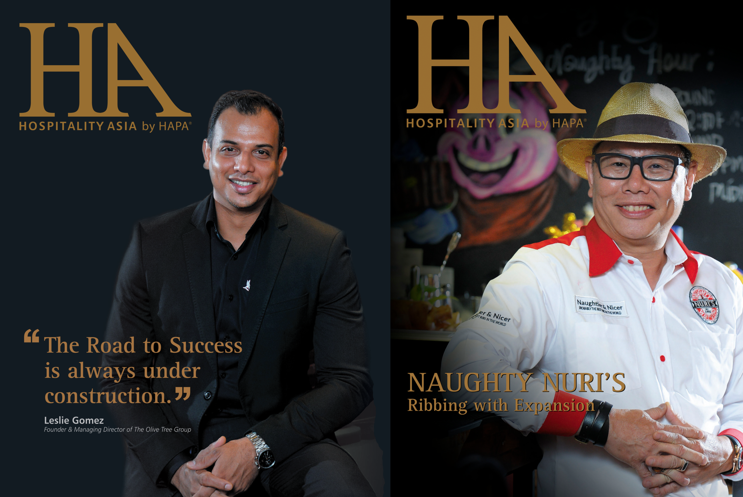 HAPA Reader - Hospitality Asia is a trade, F&B and travel magazine that provides coverage on the hospitality, F&B, travel and entertainment industry. Established in 1994, the magazine is distributed primarily in Malaysia and Singapore, as well as other countries within South East Asia through our online version.Hospitality Asia is regarded as the preferred magazine for the hospitality and F&B industry. Our audiences refer to Hospitality Asia's recommendations for outstanding travel and dining experiences, new innovation and services related to the hospitality industry. With our increased profile, Hospitality Asia now covers a wide readership ranging from business corporates to leisure and travel segments of the market.