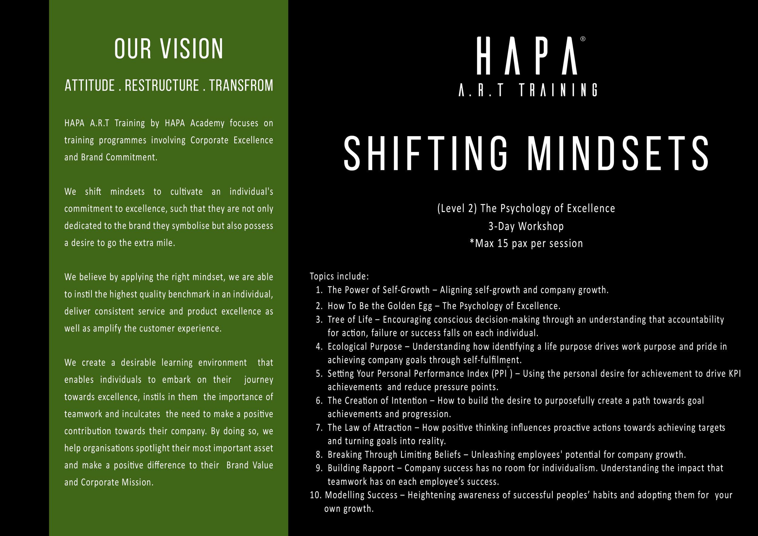 HAPA Academy - HAPA A.R.T TrainingShifting Mindsets.jpg