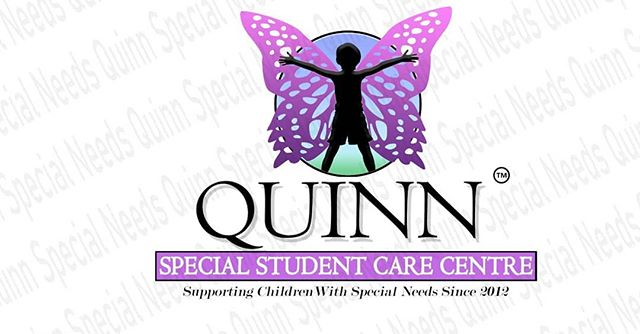 Introducing Quinn Centre's new logo; a change after 7 years. ✨🦋