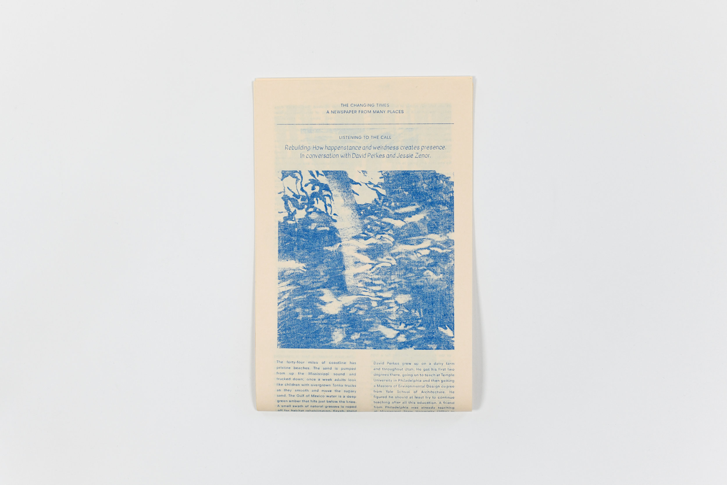 Issue 9: The Gulf Coast of Mississippi