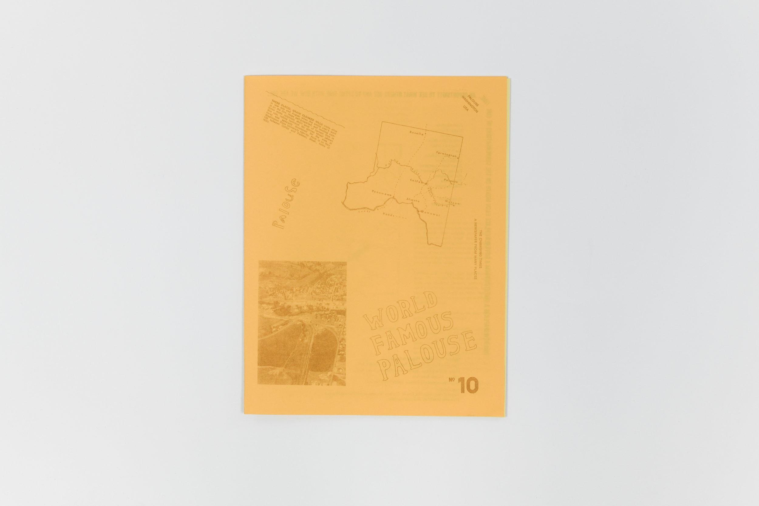 Issue 10: Palouse, Washington