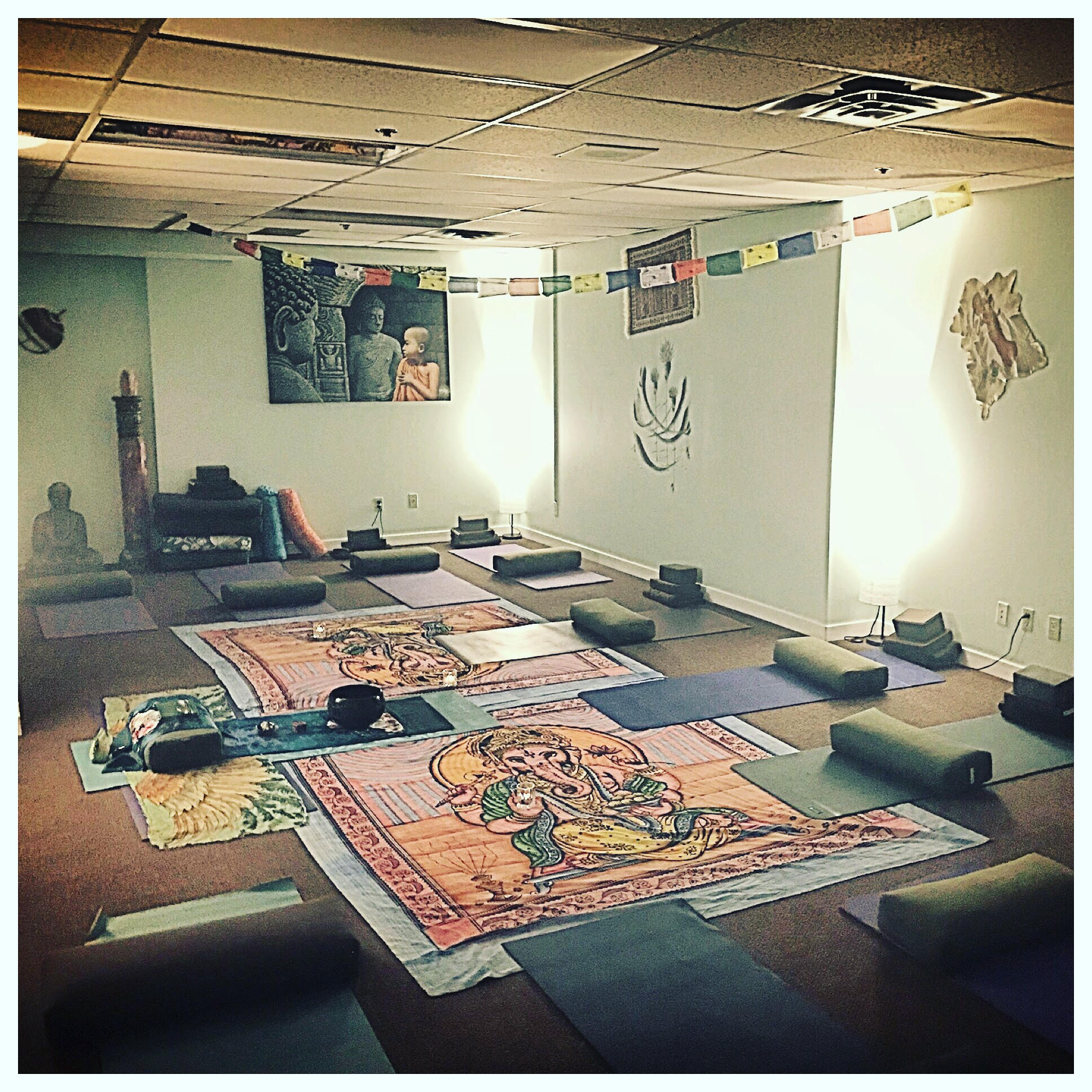 """The most relaxing destressing peaceful class I have had. 2 hrs of bliss~ Celina is a wonderful yoga instructor with calming energy. Loved the guided meditation!! Highly recommend this to anyone and everyone!!!"" -"