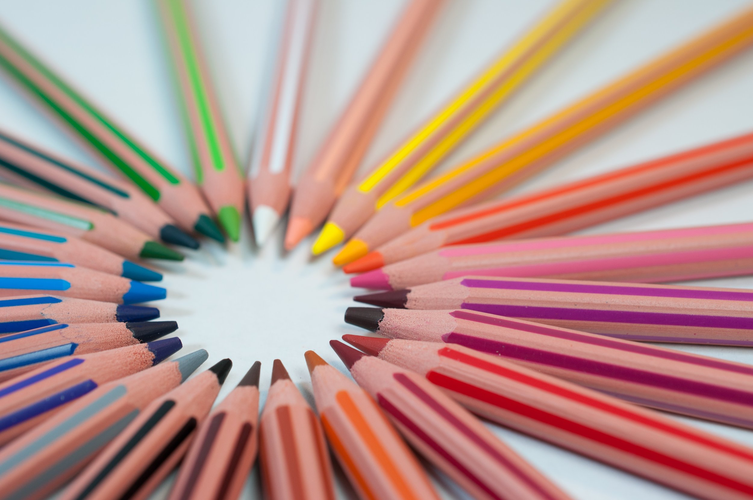 back to school coloring pencils