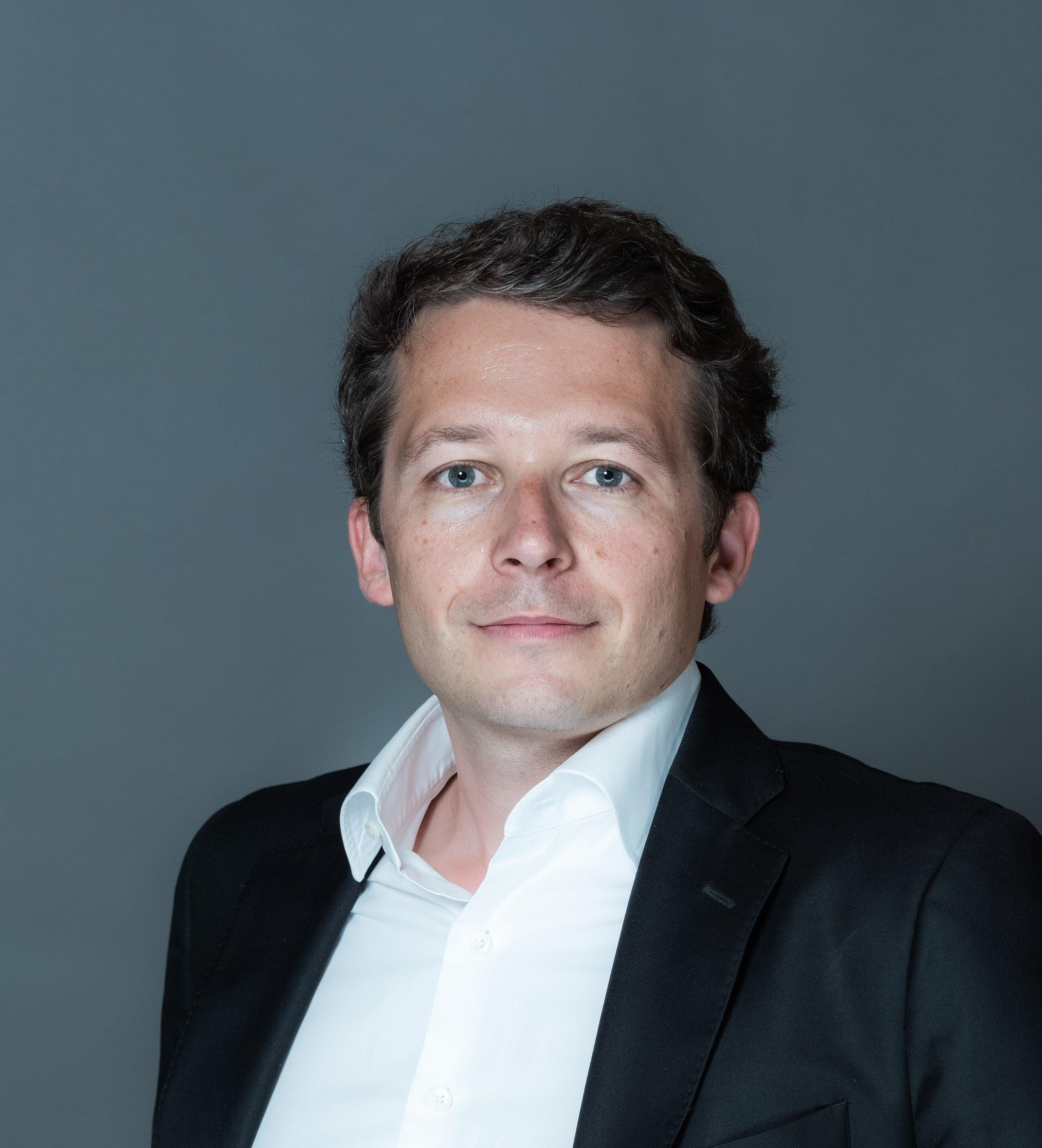 Julien Huel -  Directeur Adjoint Restauration   Accompagnement des projets.