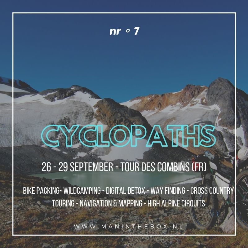PROMO ADVENTURE # 7 - CYCLOPATHS