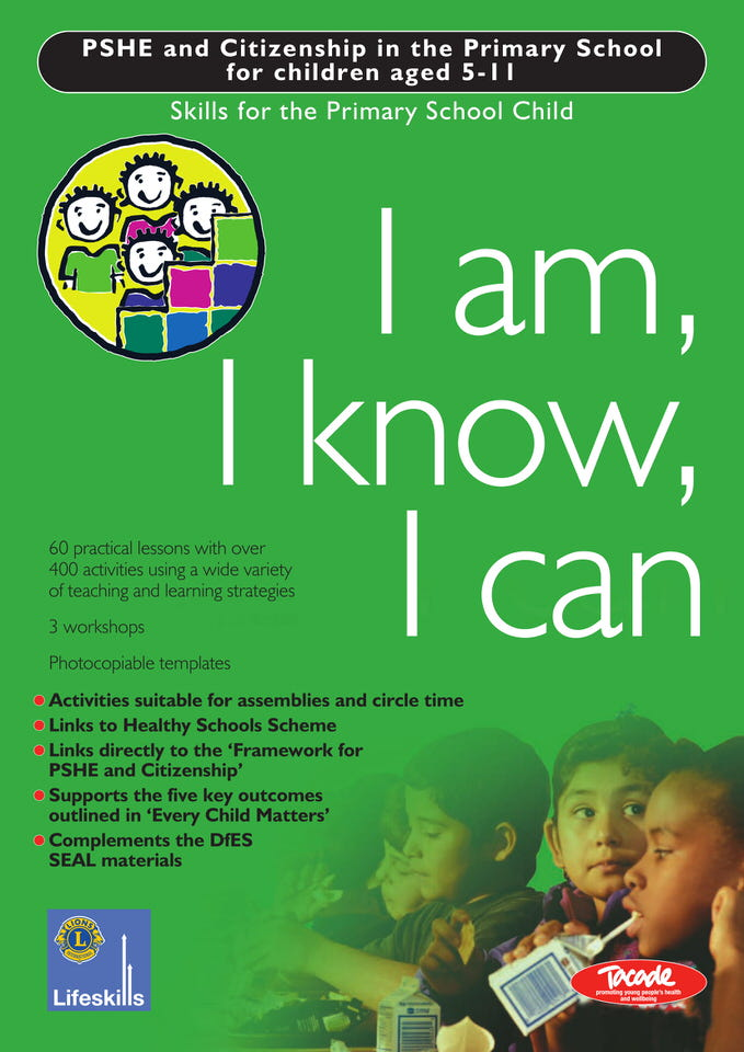I am, I know, I can