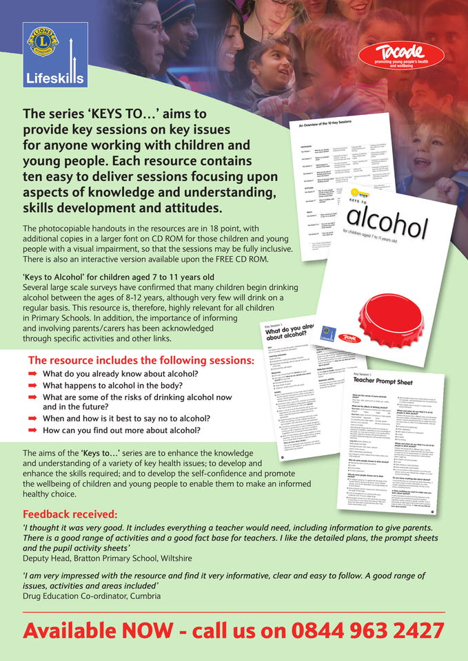 Keys to Alcohol