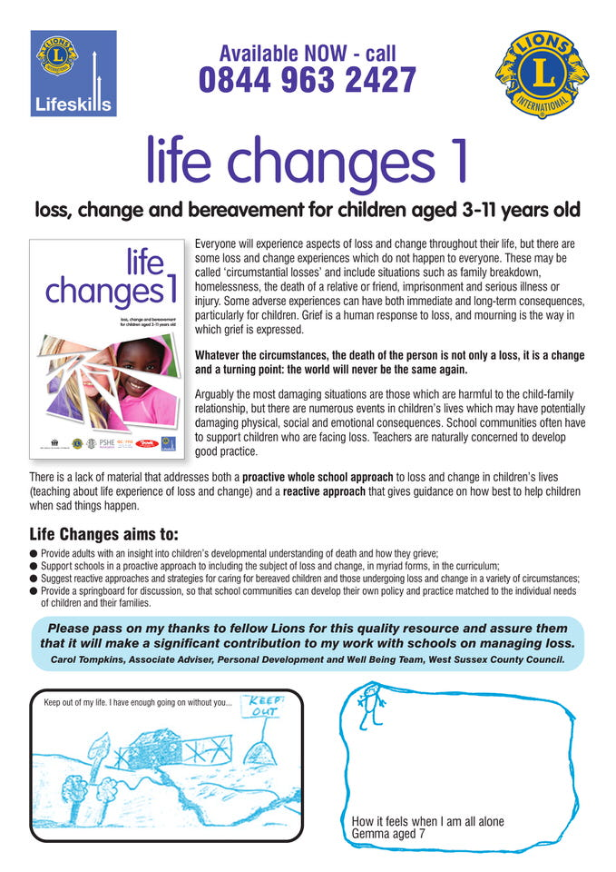 Life Changes 1