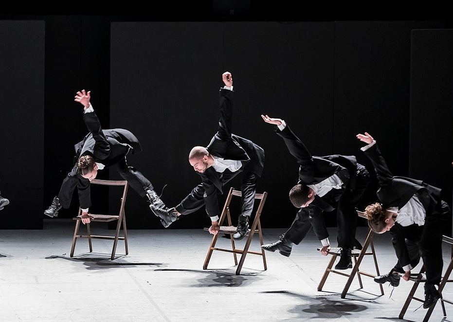 Decadance  by Ohad Naharin  Photo by Udil Hilman