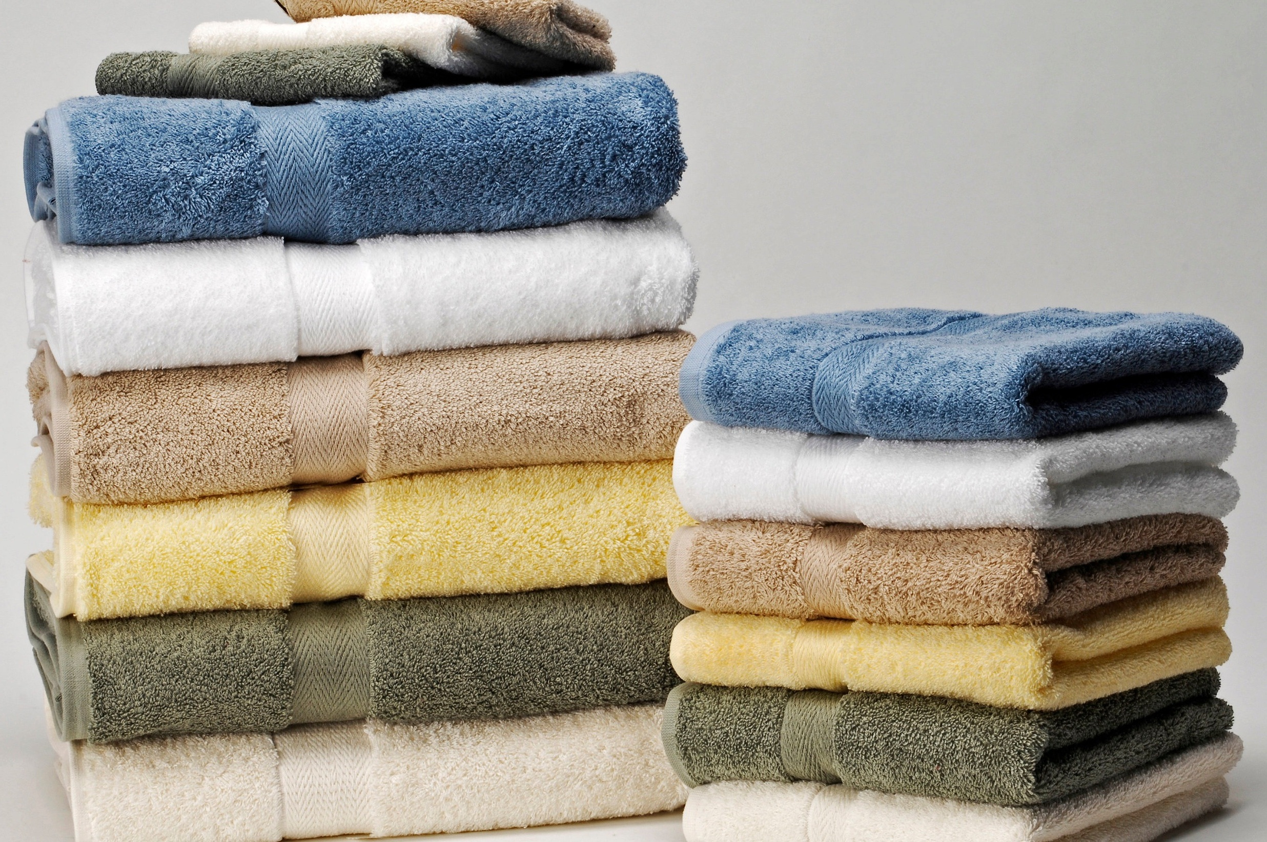 TOWELS & BEDDING -