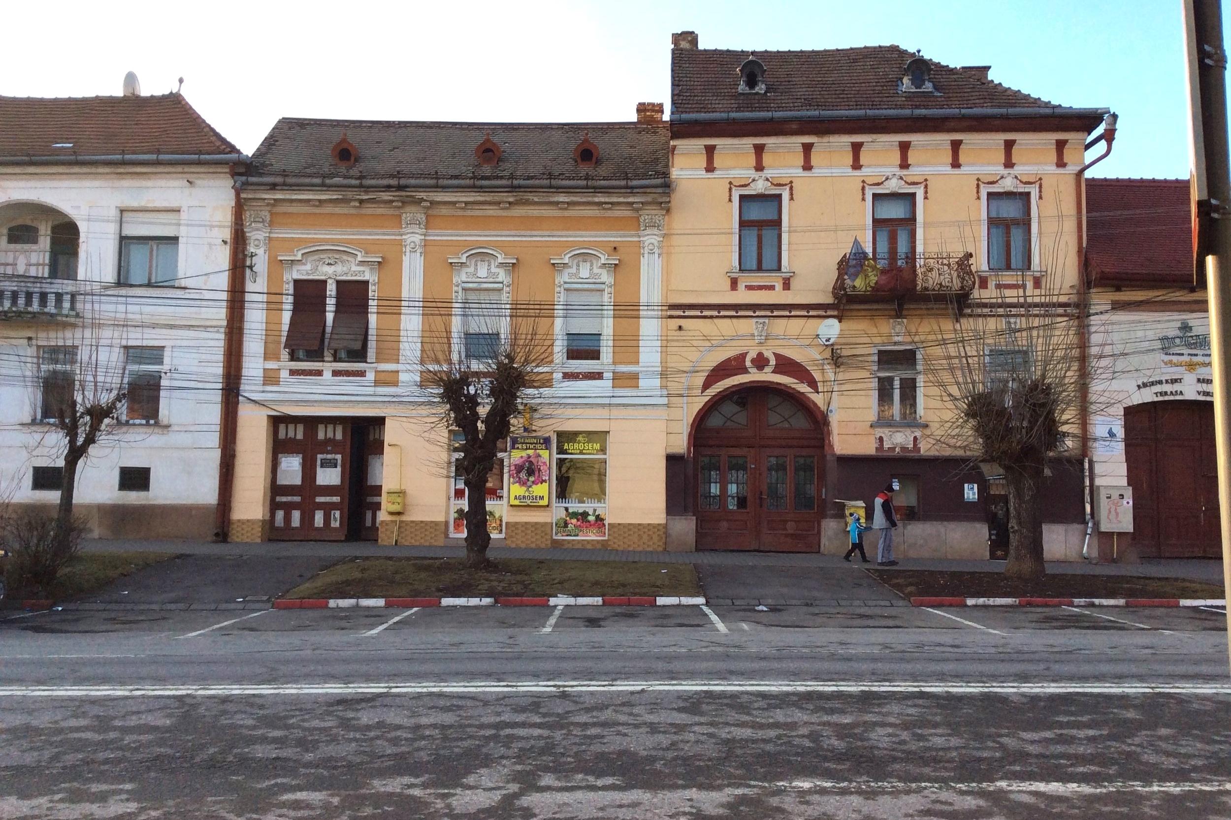 The Town (Reghin)