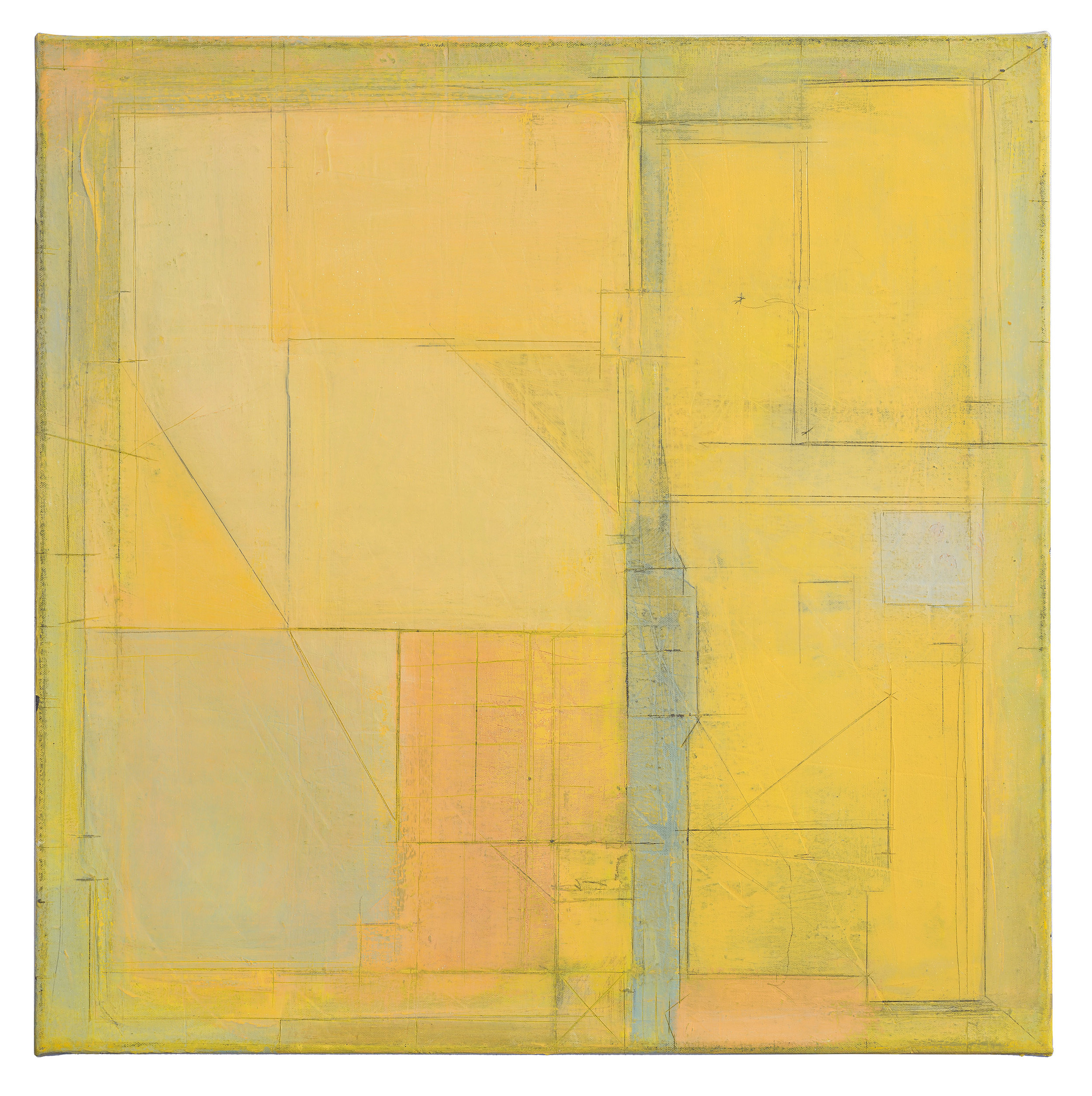Waiting Rooms Yellow_oil, wax _ graphite on canvas_50x50cm.jpg