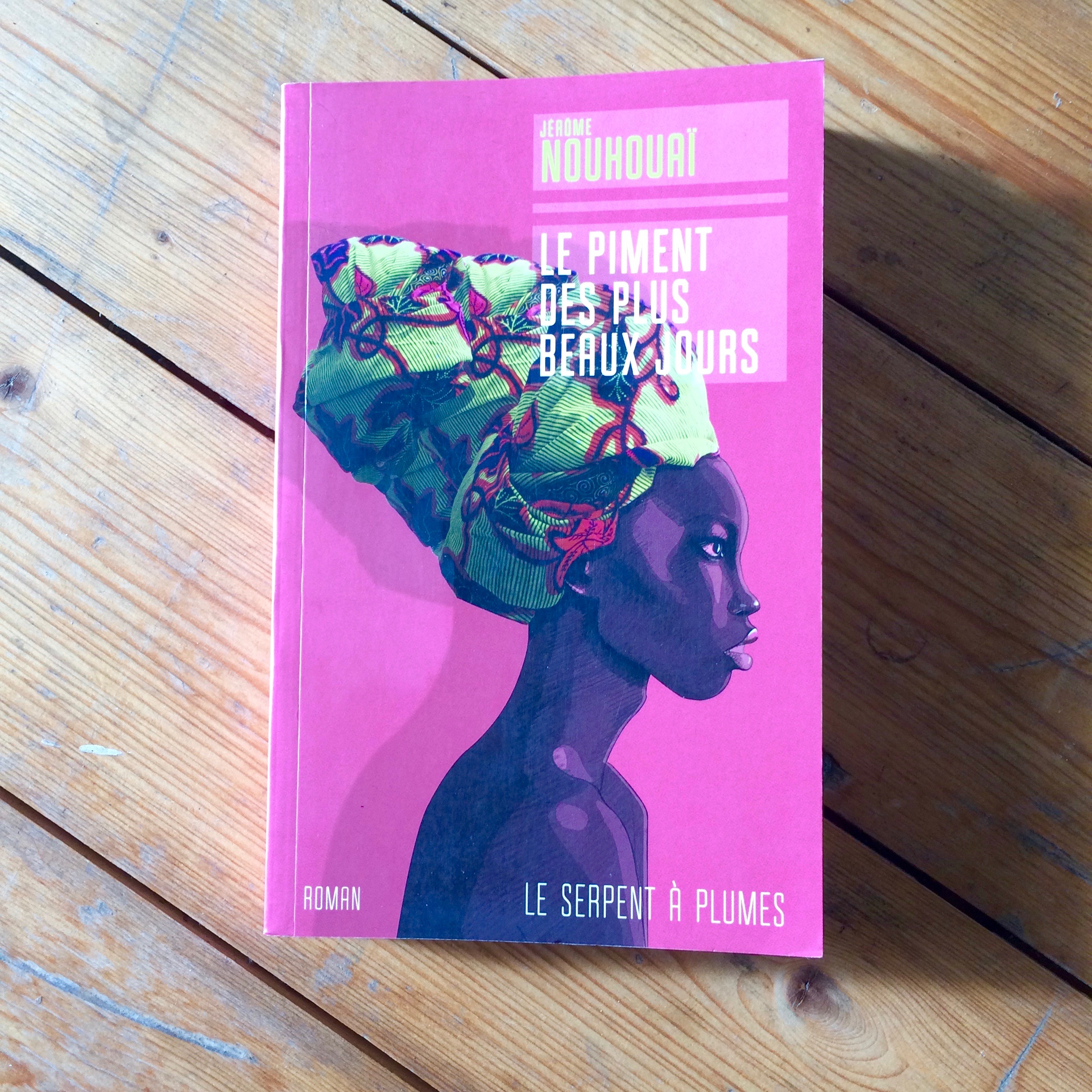Title:  The Spice of Life   Author: Jérôme Nouhouaï  Year of publication: 2010  Pages: 338  Publisher: Le Serpent à Plumes (France)  World English rights available.