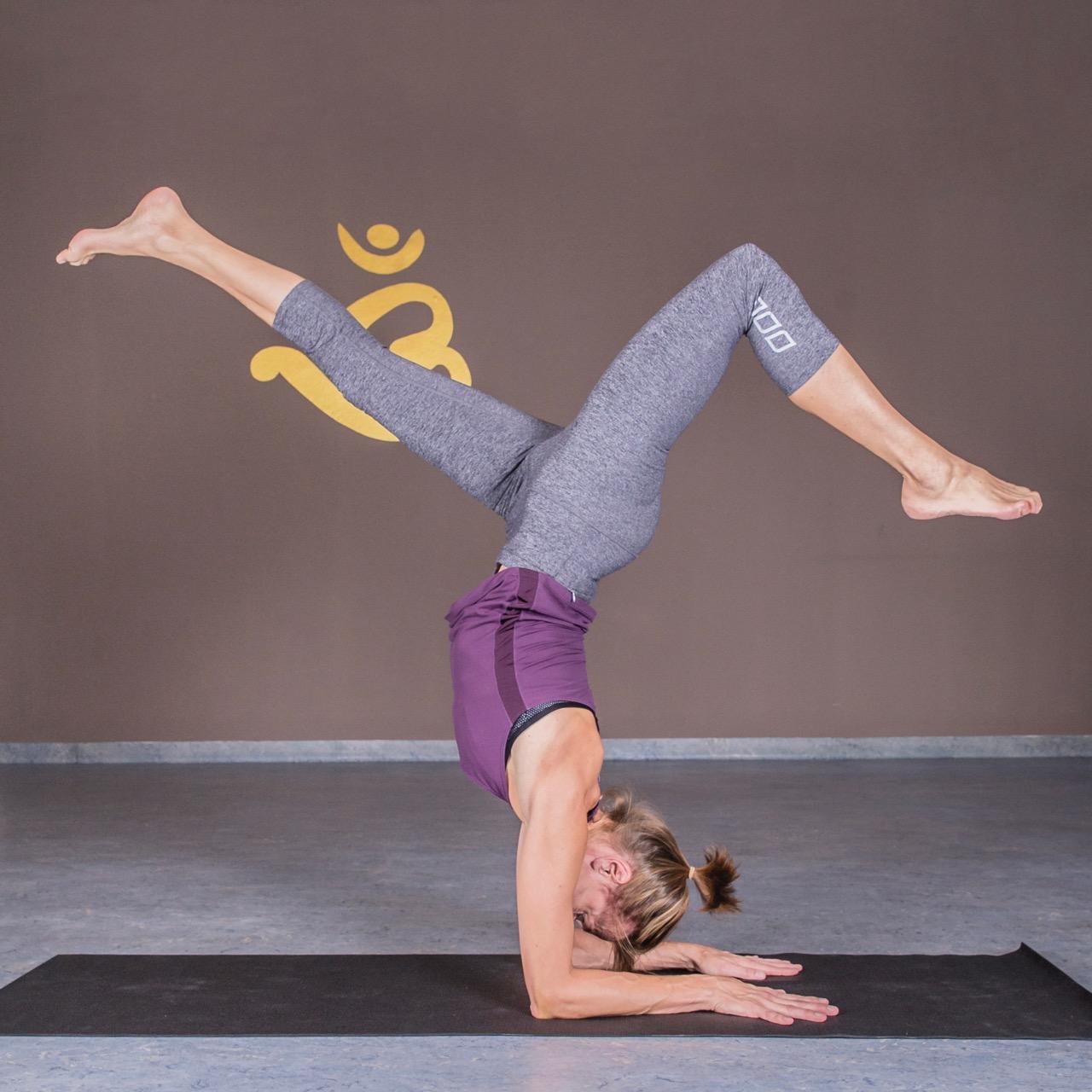 Selma Yoga advanced