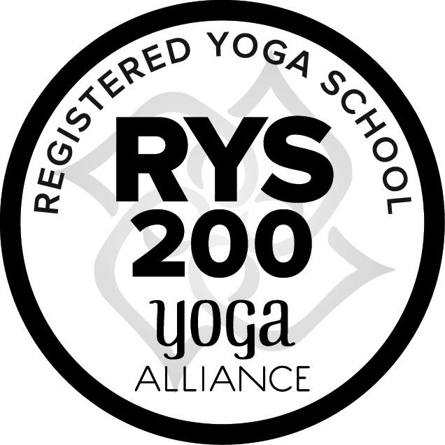 Logo von der Yoga Alliance