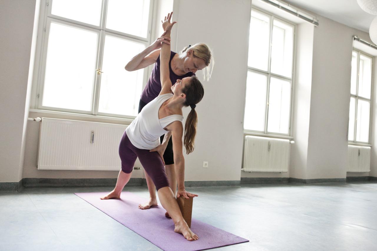 Yogatherapie-Kurs