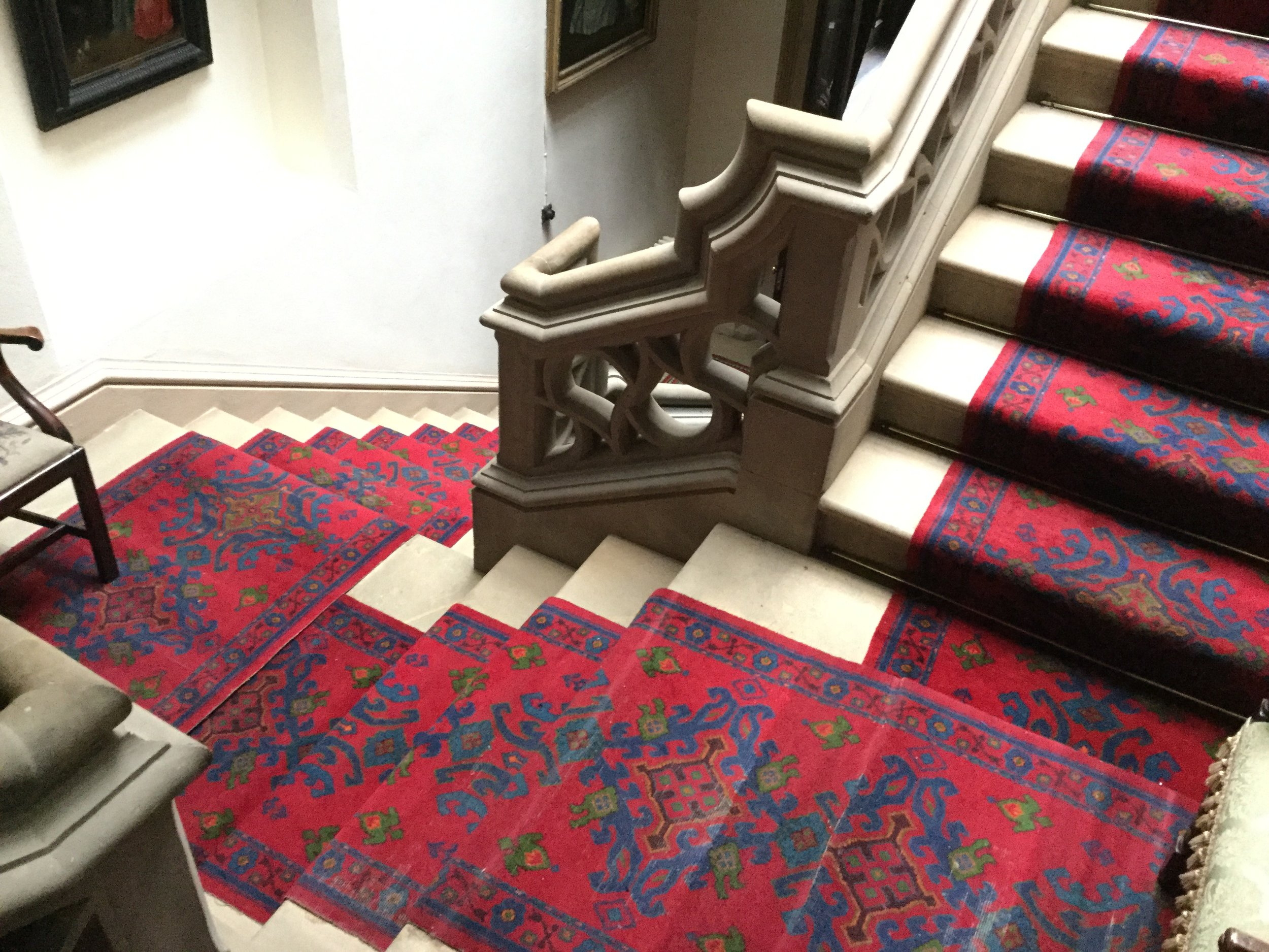 Stair Restoration
