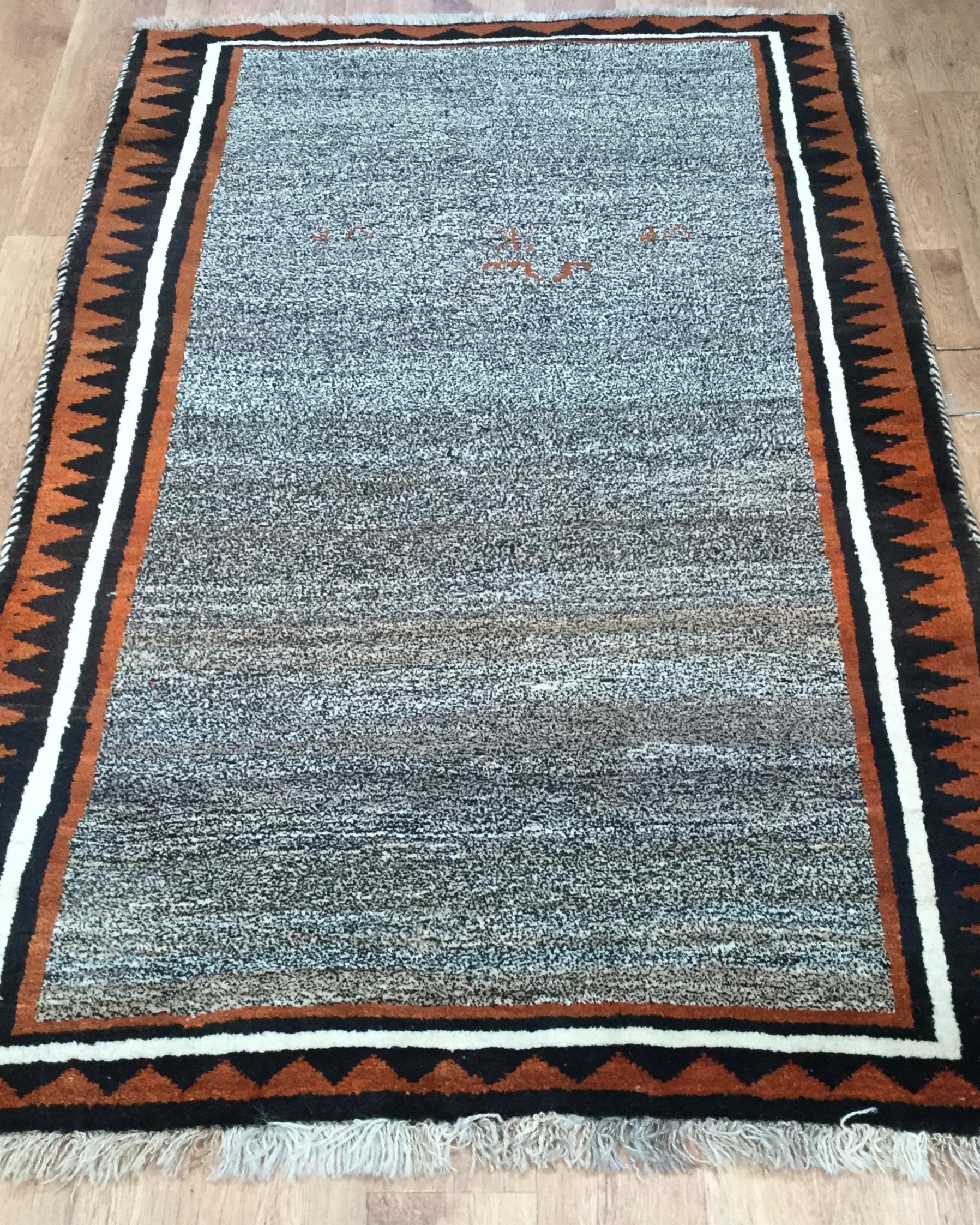 Afghan Gabbeh - Circa 2000'sSize Measurements: 180cm x 108cm