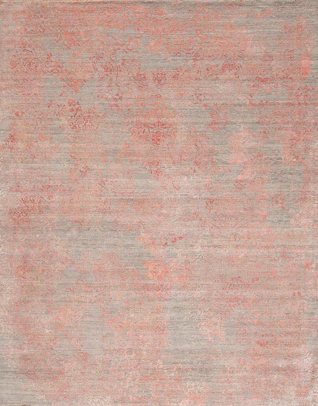 Amour Reserve (Maize) - Hand Spun Wool and SilkCirca 2000'sSize Measurements: 305cm x 246cm