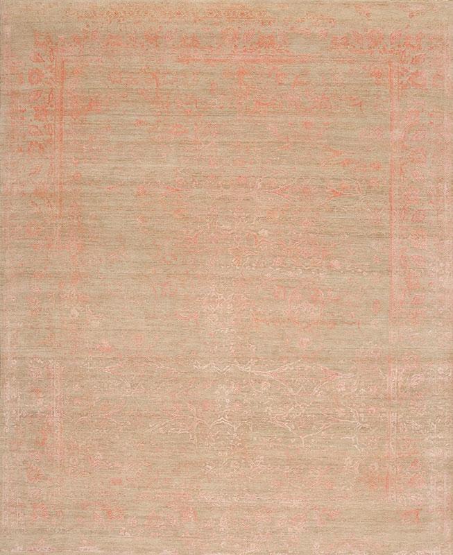 Amour Reserve - Dalliance - Hand Spun Wool and SilkCirca 2000'sSize Measurements: 312cm x 246cm