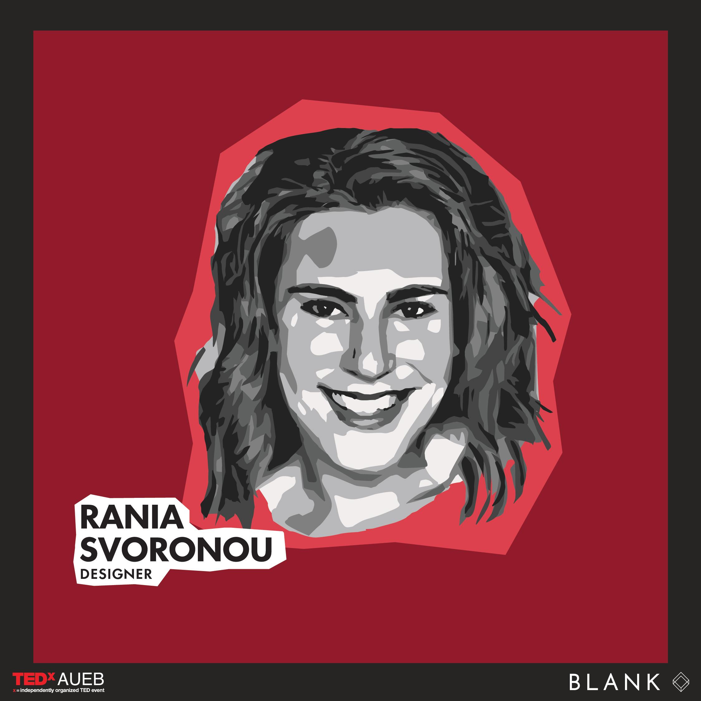 """TEDx AUEB 2019 (Athens University Economic & Business). """"Think Like a Designer. Act Like an Athlete""""."""