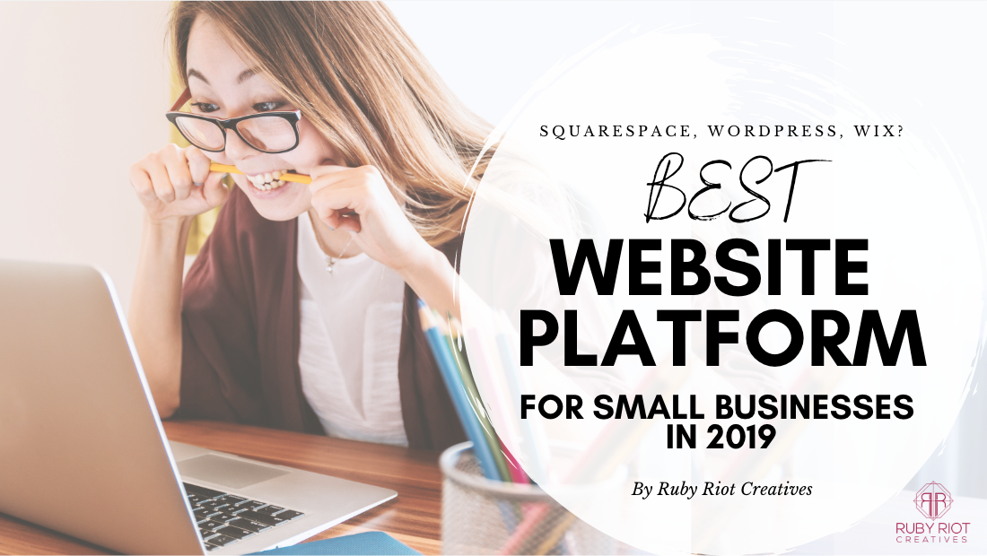 Our two cents on the best website building platform for entrepreneurs who are looking for an awesome looking website platform that's functional as heck, easy to use, and pumps some serious business their way.