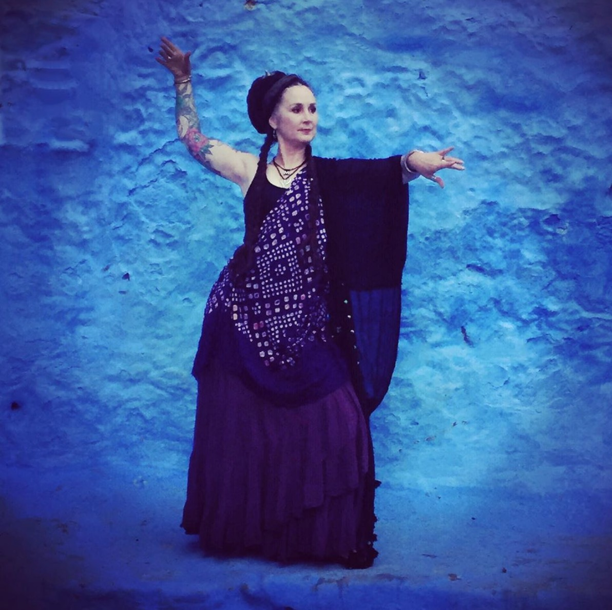 Angela Noble - Belly Dancing Teacher & Founder of Tribe Zuza