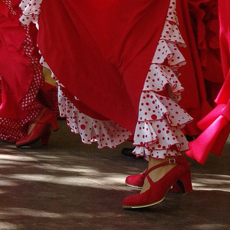 DANCE SEVILLA, SPAIN - WHEN: 4th to 10th November 2019WHERE: Sevilla, SpainCOST: From £599Tribe Zuza return to Sevilla for another chance to work on your Flamenco clapping rhythms and dance steps. You will have classes with local expert teachers in Flamenco technique and history as well as exploring its fusion with ATS® taught by Angela Noble.