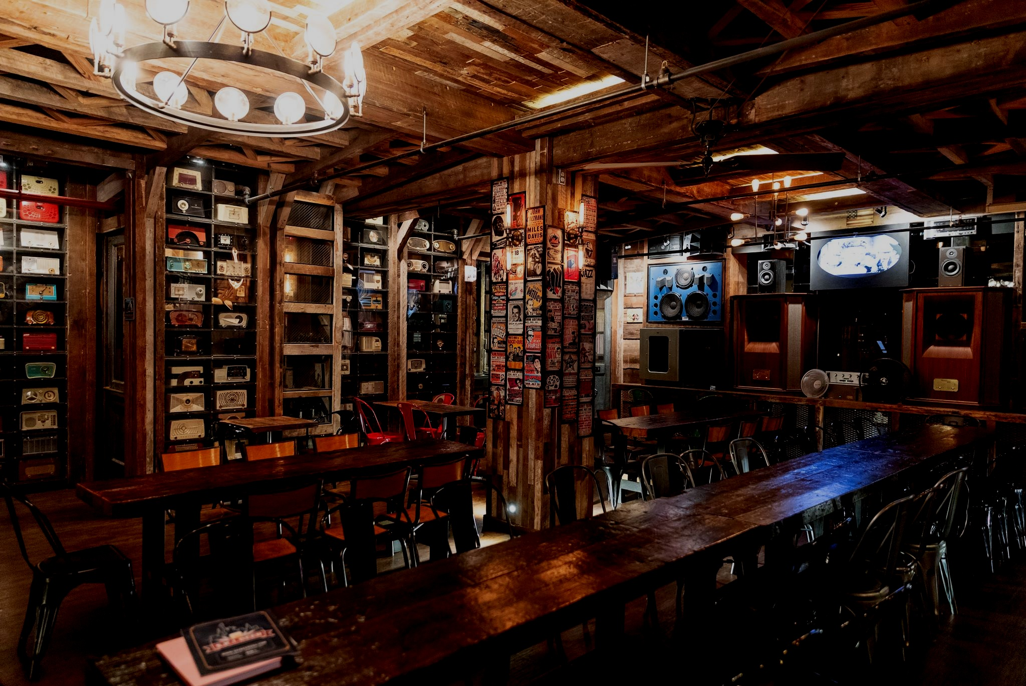 Turntable LP Bar Karaoke - 34-36 W 32nd Street (212) 594-4344