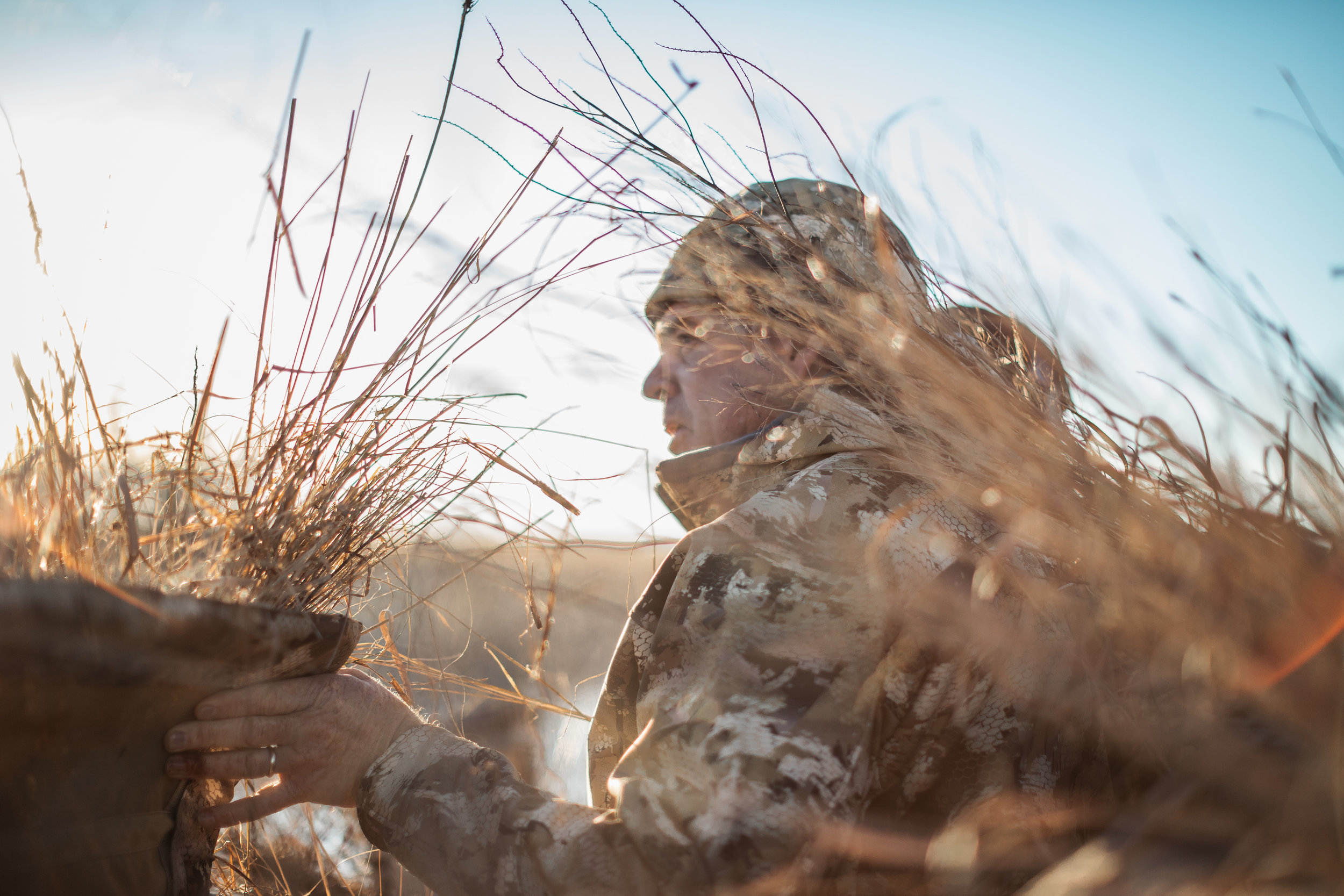 Discussions firmly rooted in our waterfowl culture… - branching out into unlimited new topics and experiences