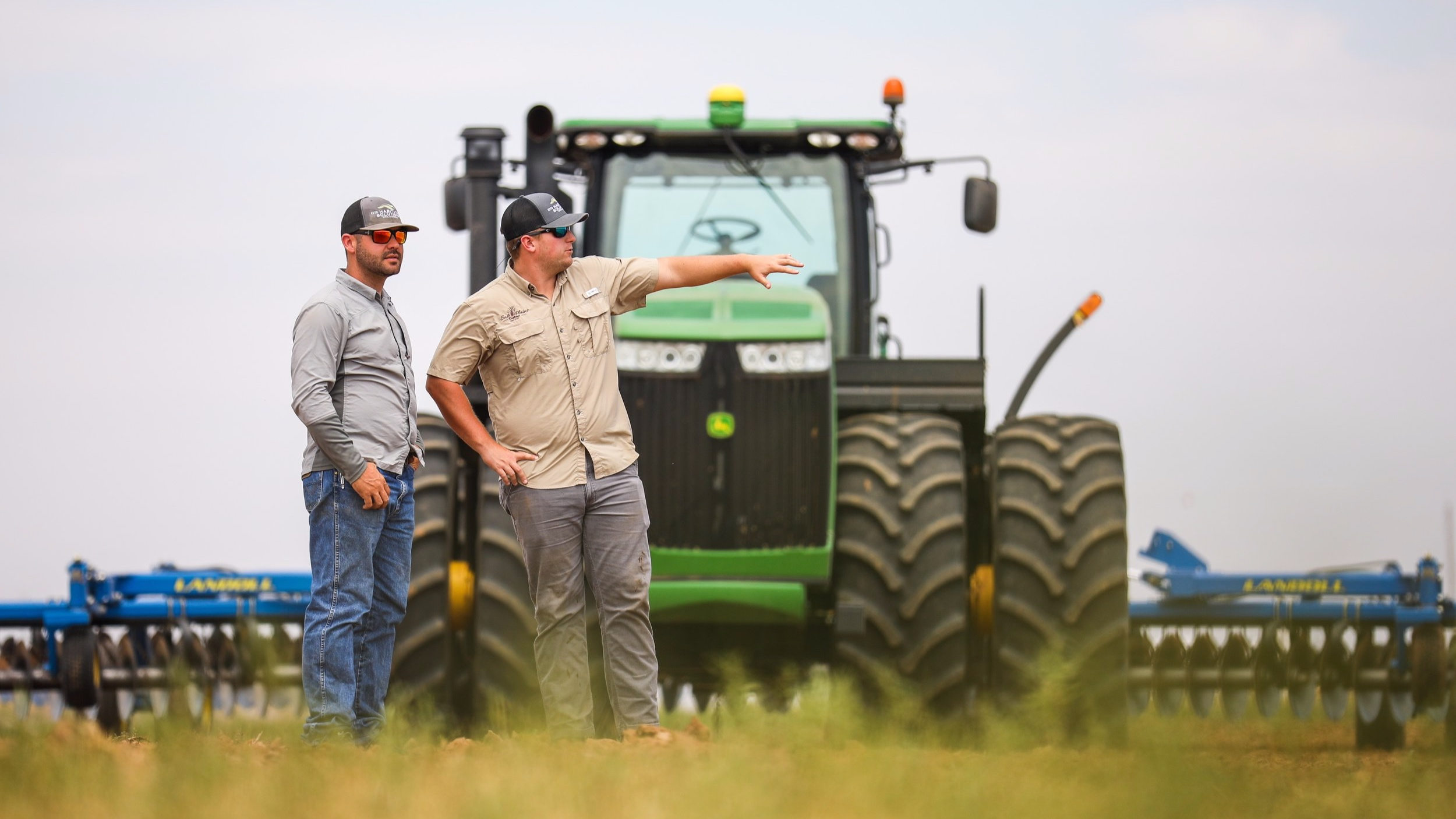 Shane Olson and Grant Wisenbaker - Habitat Solutions