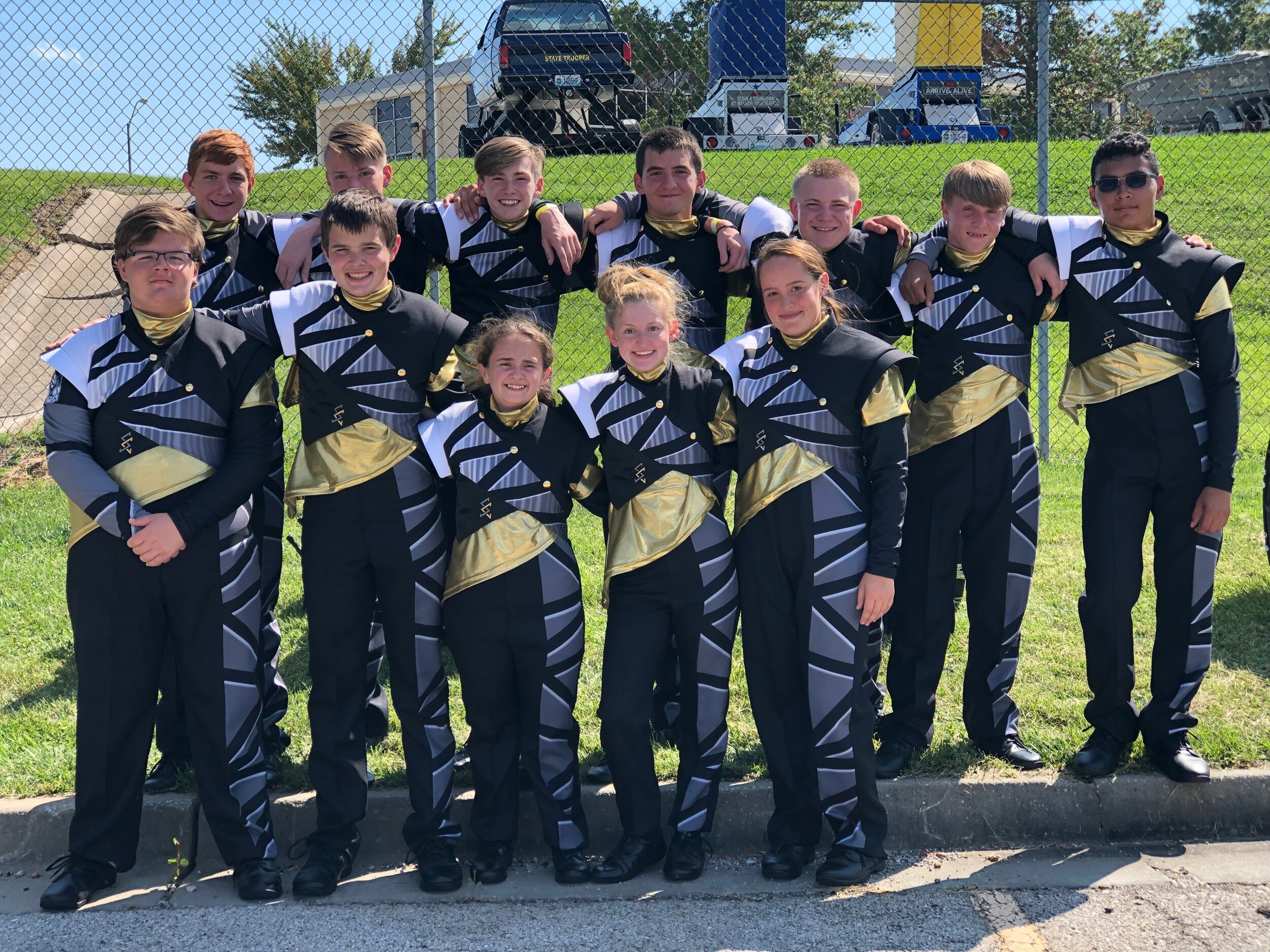 2019 Tiger Pride Percussion    Drummit at the Summit