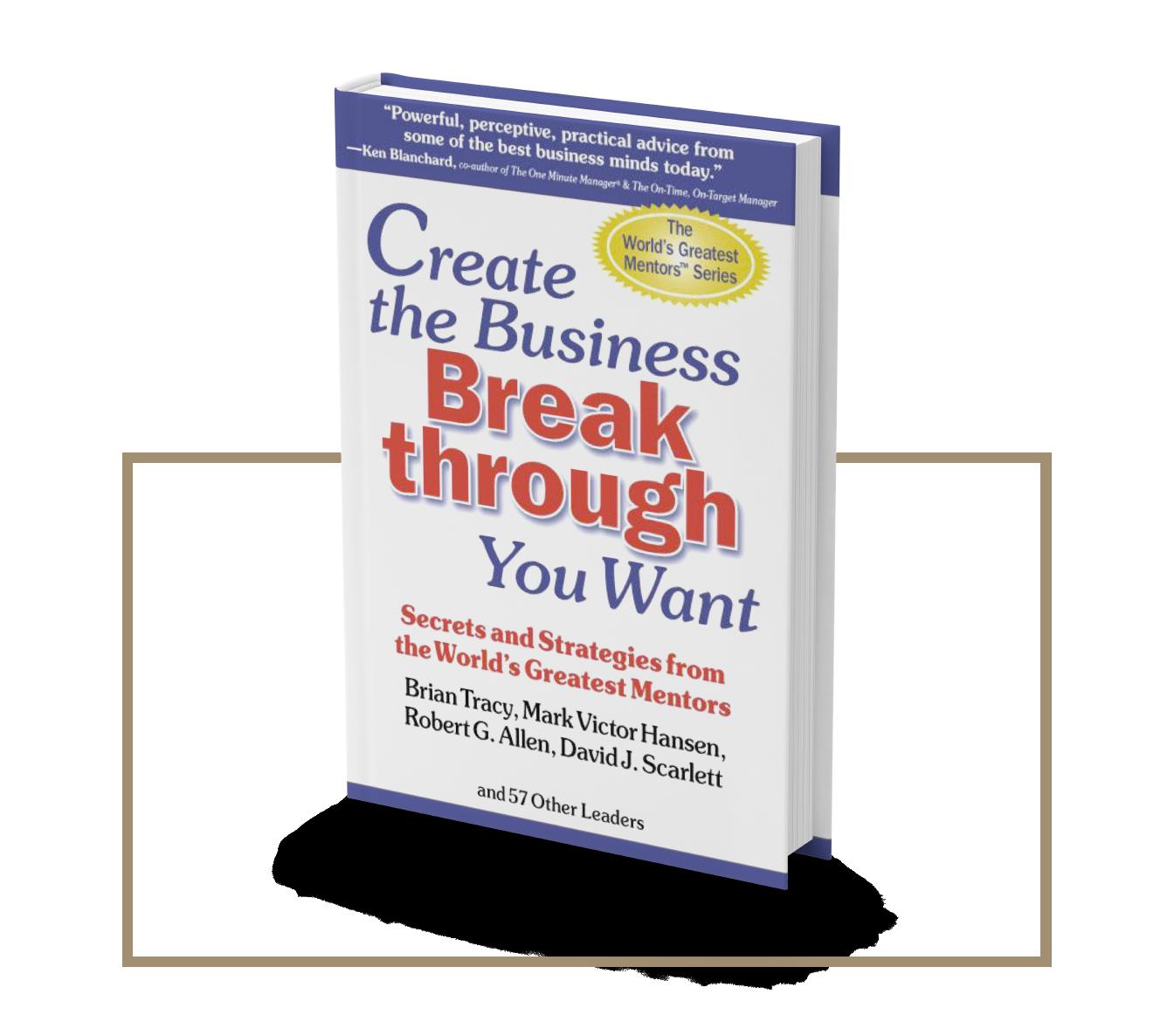 Business BReakthrough Book