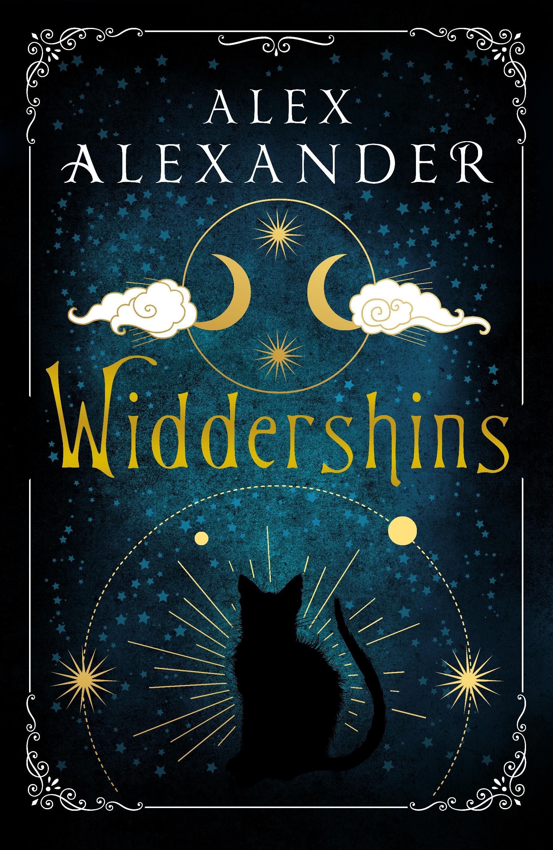 Widdershins Book