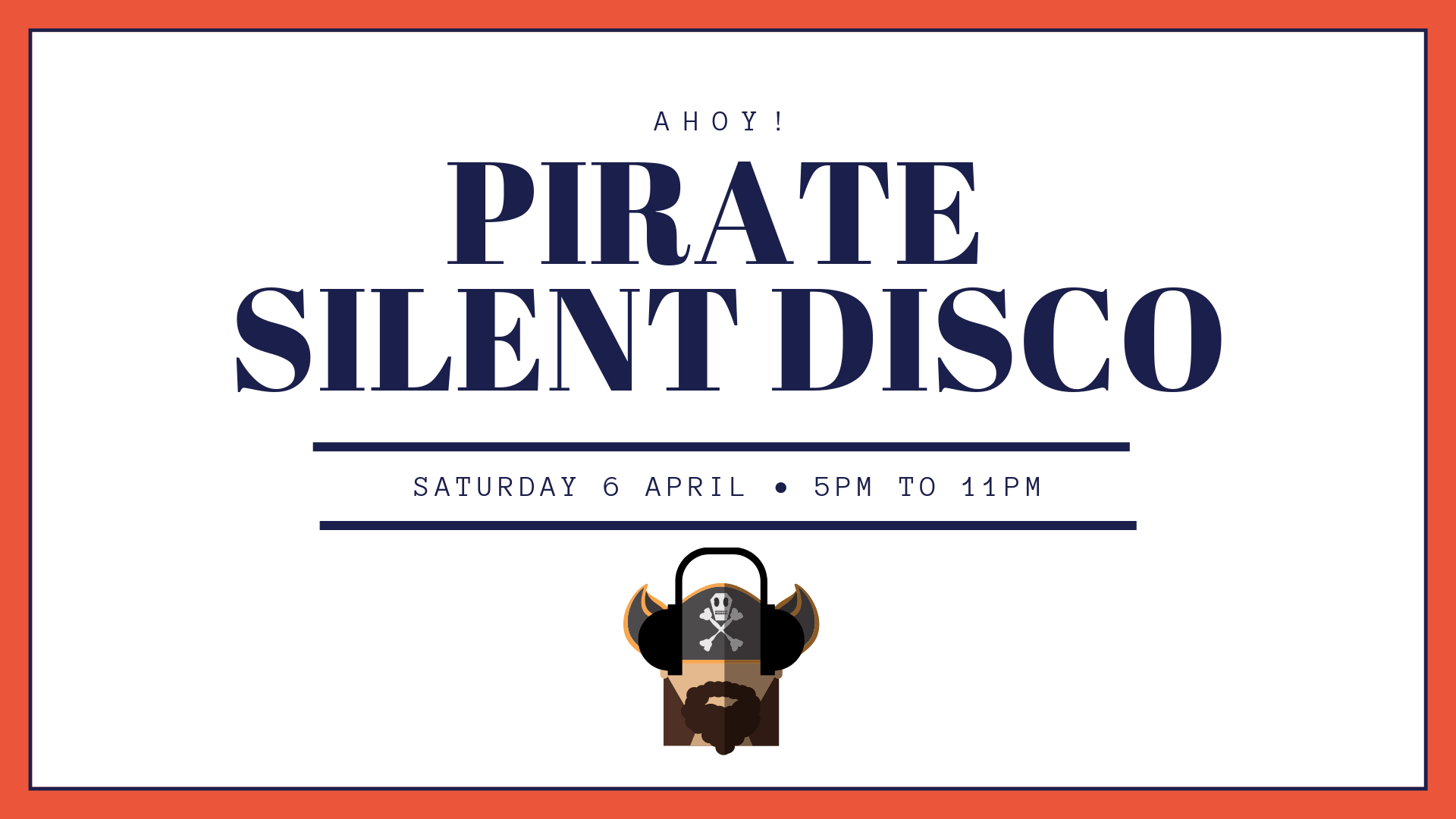 Pirate Silent Disco