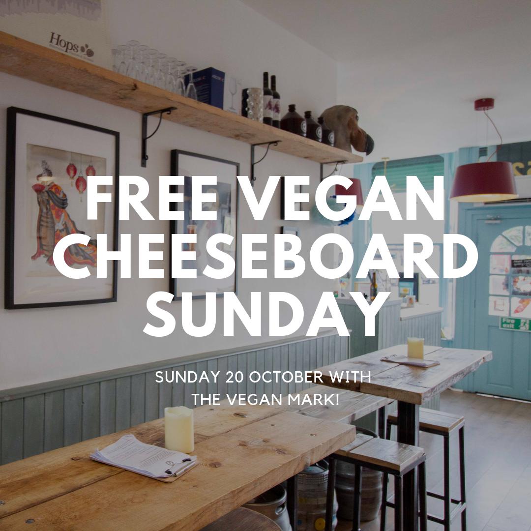 Vegan Cheese Sunday